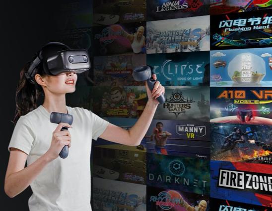爱奇艺奇遇VR发布CV头手6DoF交互技术 新品将对标Quest2