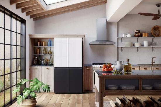 CES2021:三星将发布Bespoke系列冰箱 提供完全模块化设计