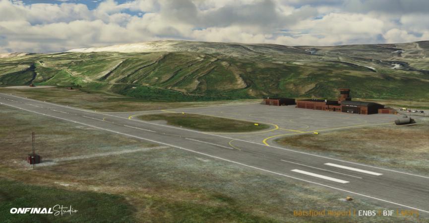 《微软飞行模拟》全新截图 新机场细节公开