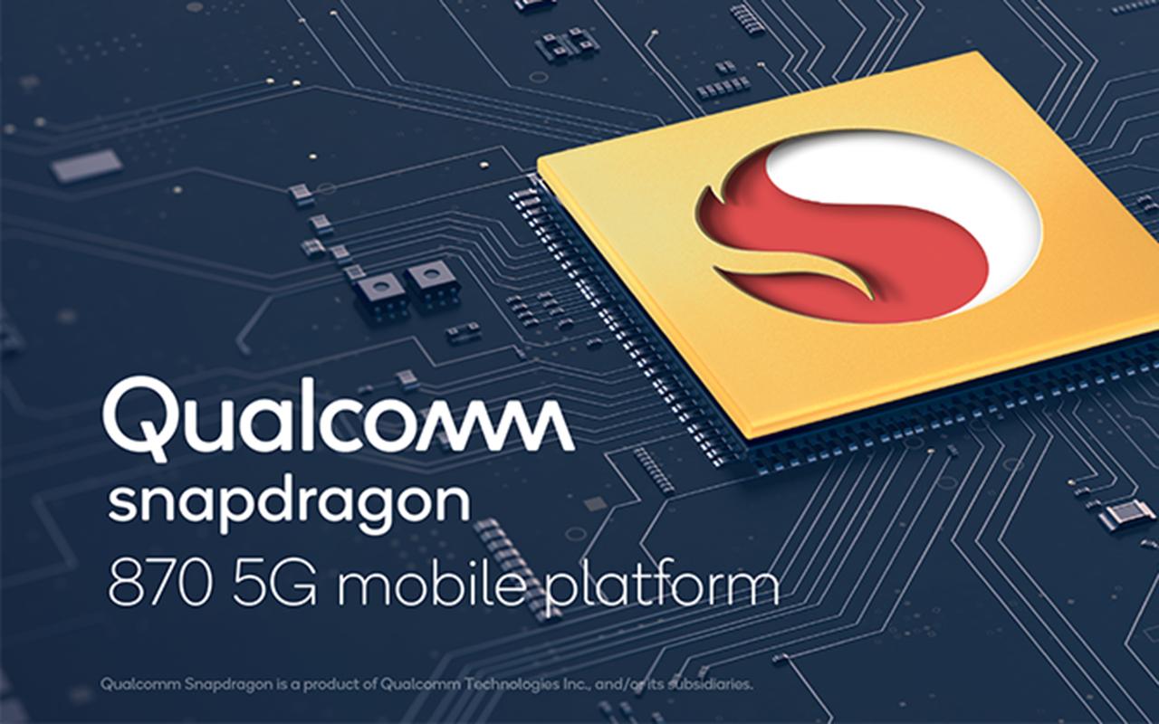 高通推出骁龙 870 5G 移动平台