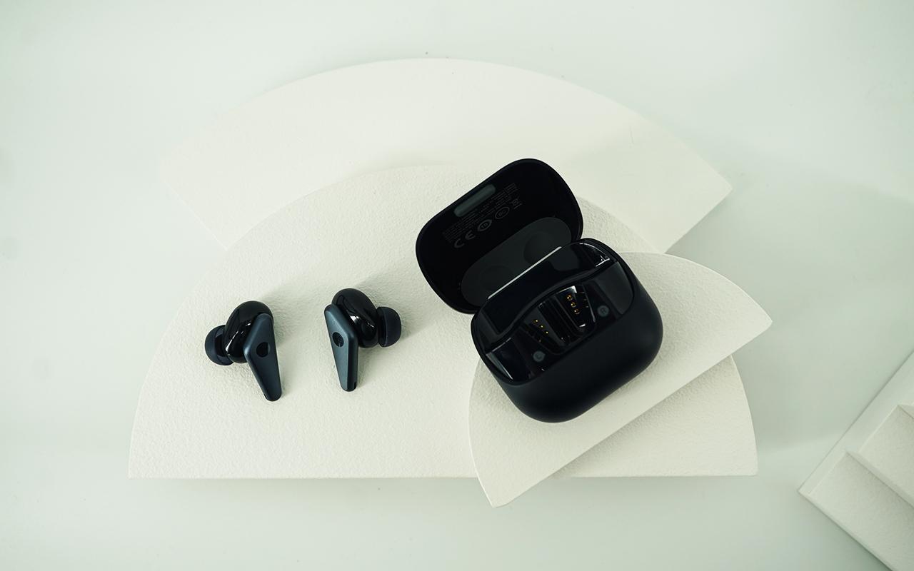 北欧设计,降噪卓越,小鸟音响 Libratone AIR+ 第 2 代降噪真无线耳机动手玩