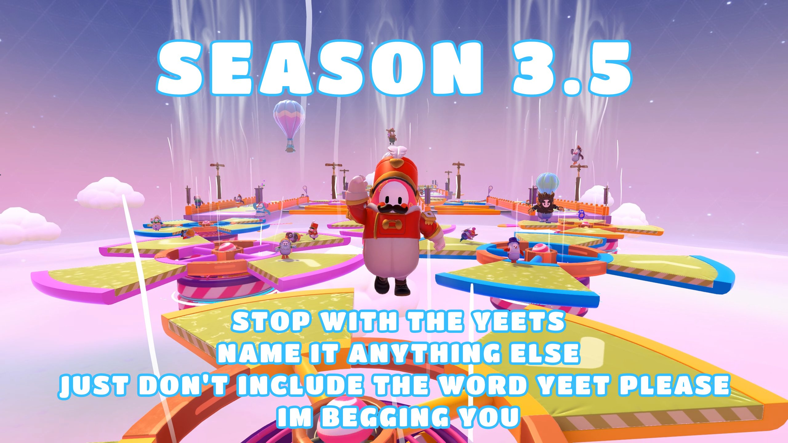 《糖豆人:终极淘汰赛》3.5赛季更新内容预览