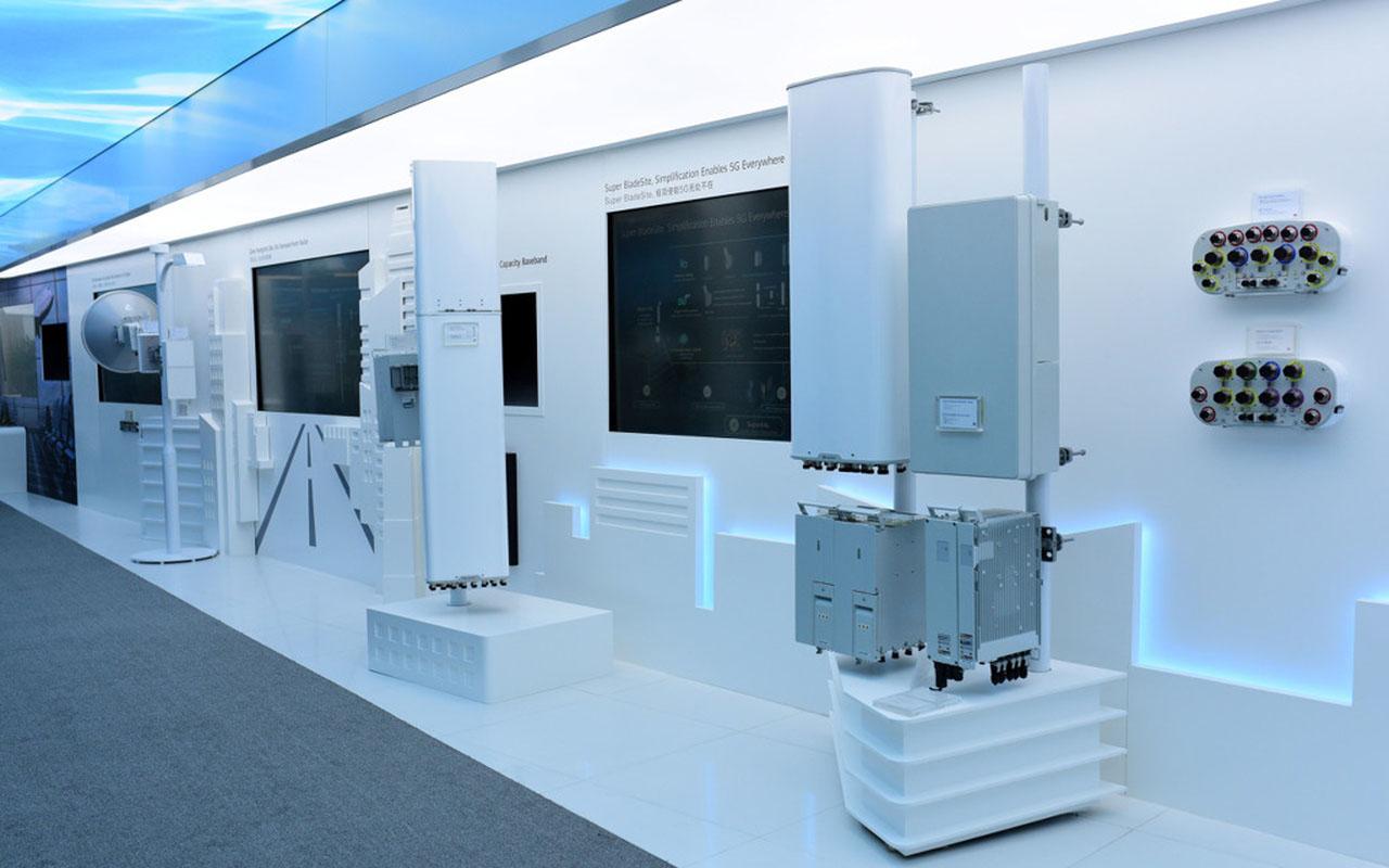 华为宣布法国设立 5G 设备厂 预计 2023 年投产