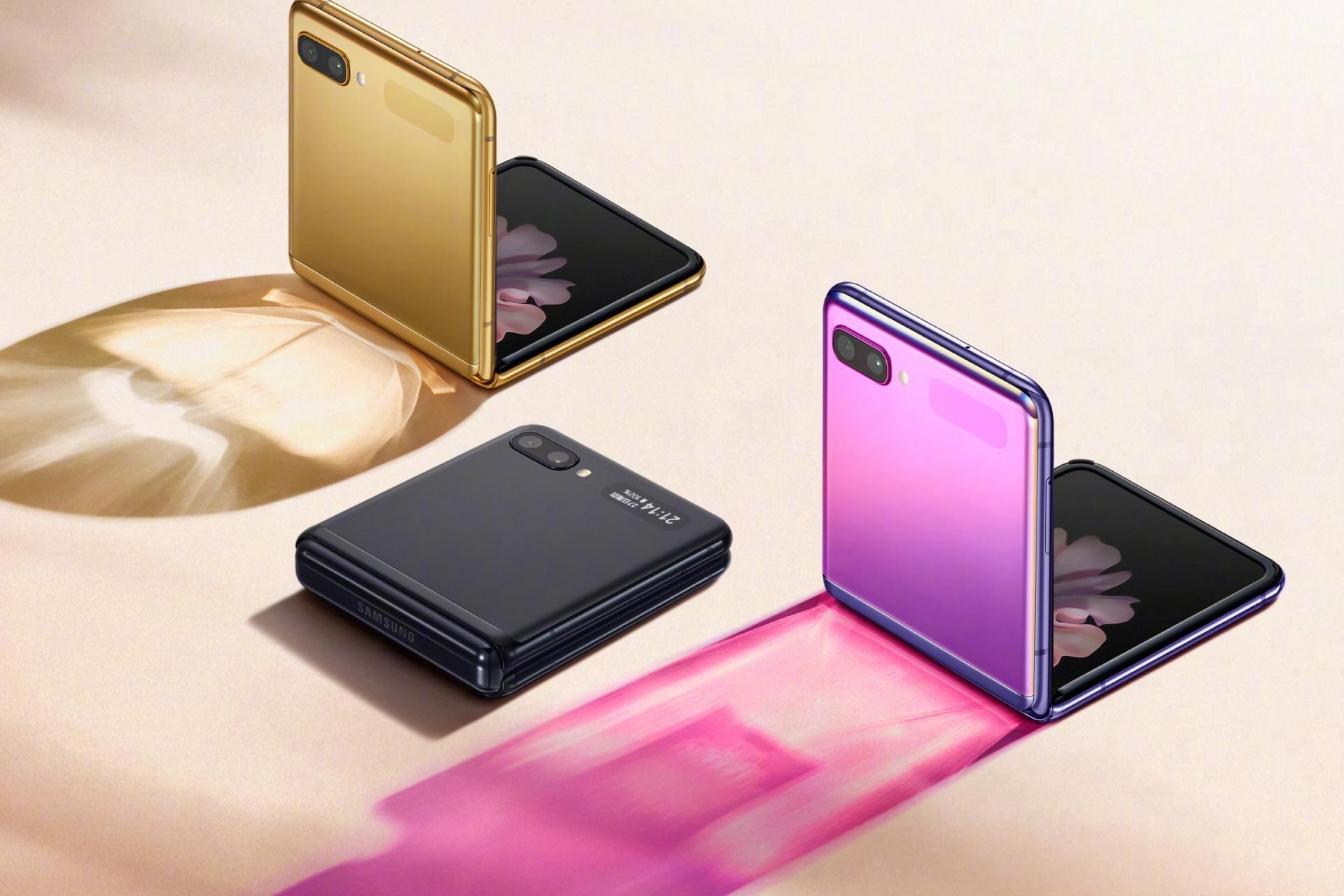 Galaxy Z Flip3或将2021年下半年发布:搭载屏下摄像头