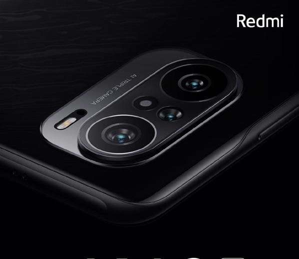 Redmi K40曝光:采用天使眼摄像矩阵