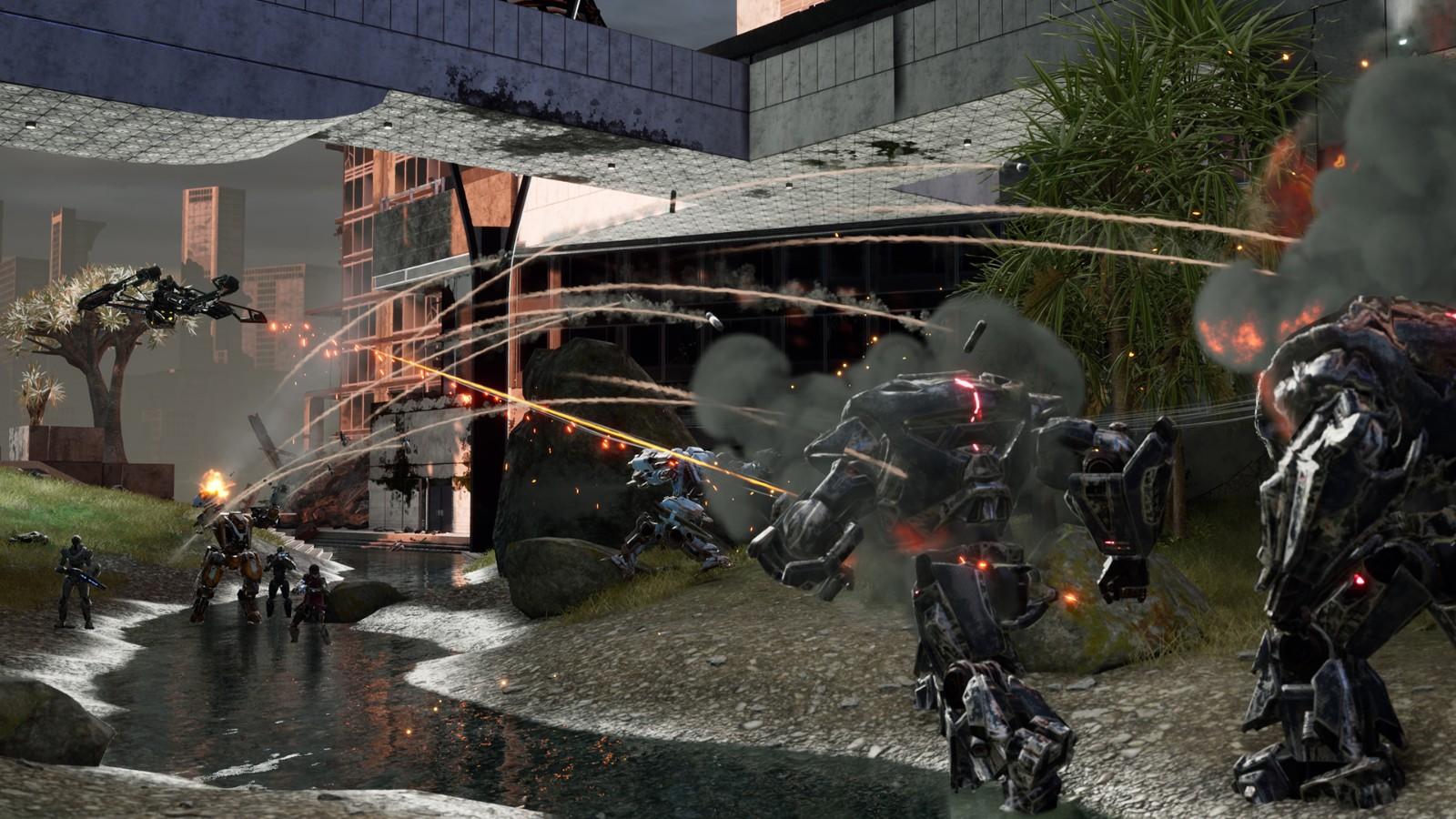 科幻游戏《分离》制作公司V1宣布将正式关闭