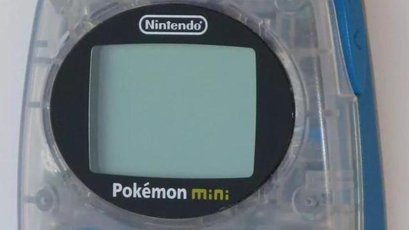 宝可梦Mini系列游戏机可能将再次进行发售