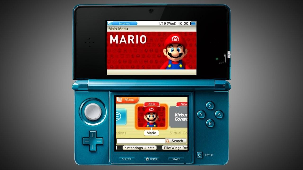 日本任天堂提前终止3DS维修服务 新版不受影响