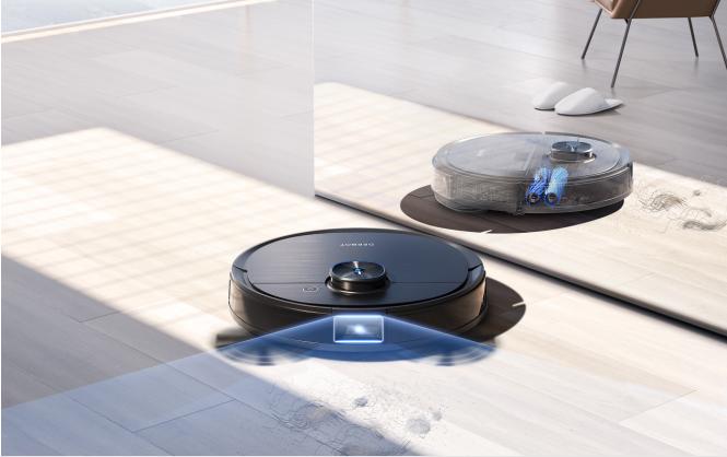 科沃斯机器人携多款新品亮相AWE,创新科技持续引领行业风向