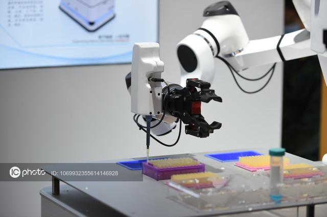达闼机器人完成10亿+人民币融资