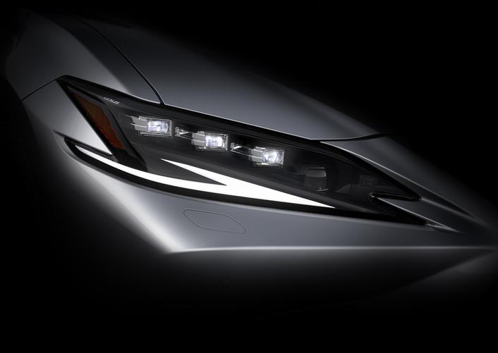 LEXUS雷克萨斯新ES将于上海国际车展全球首发