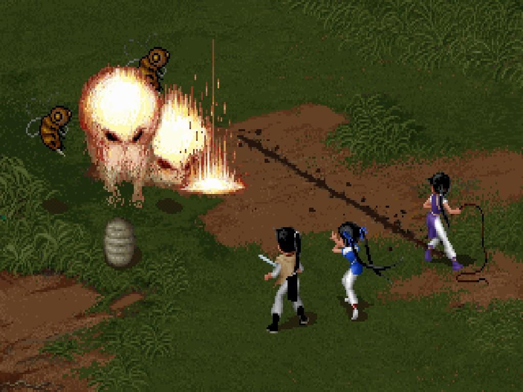 《仙剑1》正式上线Steam  获玩家特别好评