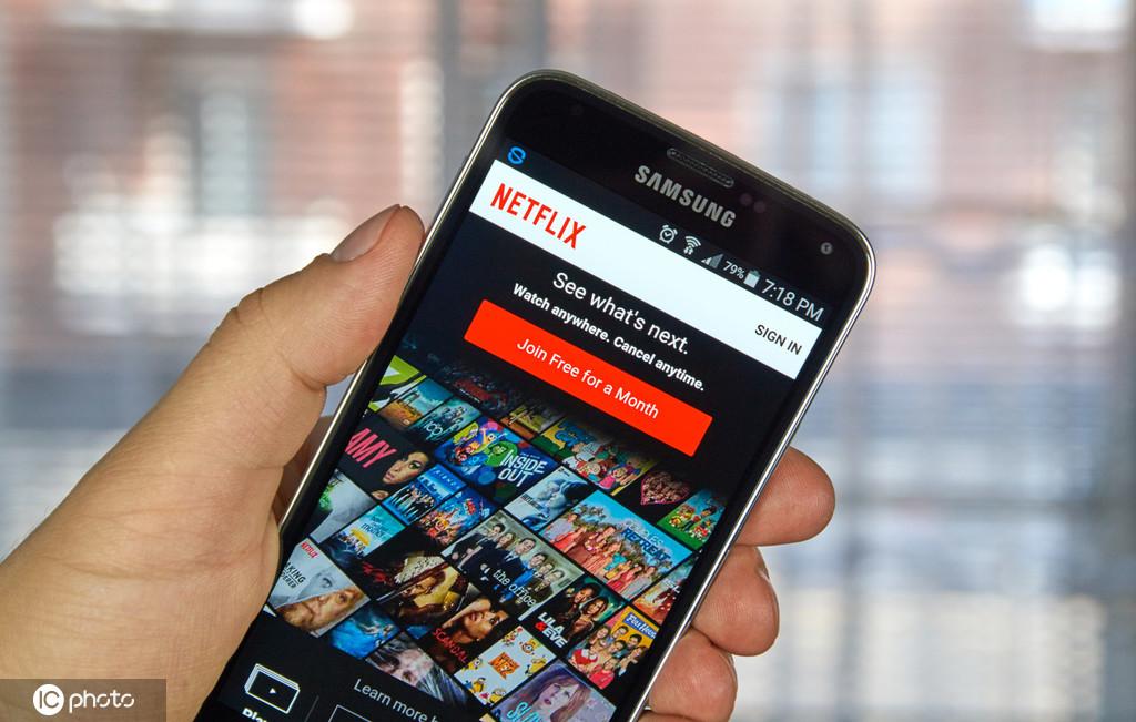 Netflix一季度全球付费用户净增加398万人 不及市场预期