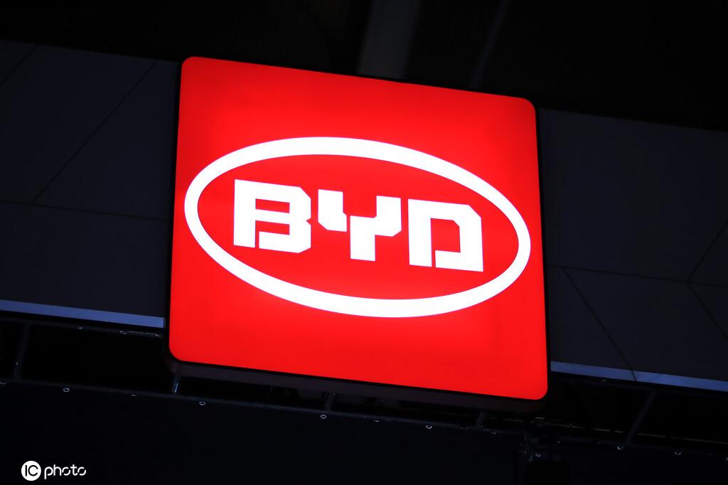 比亚迪前4个月汽车产销量分别同比增长65.27%及60.48%