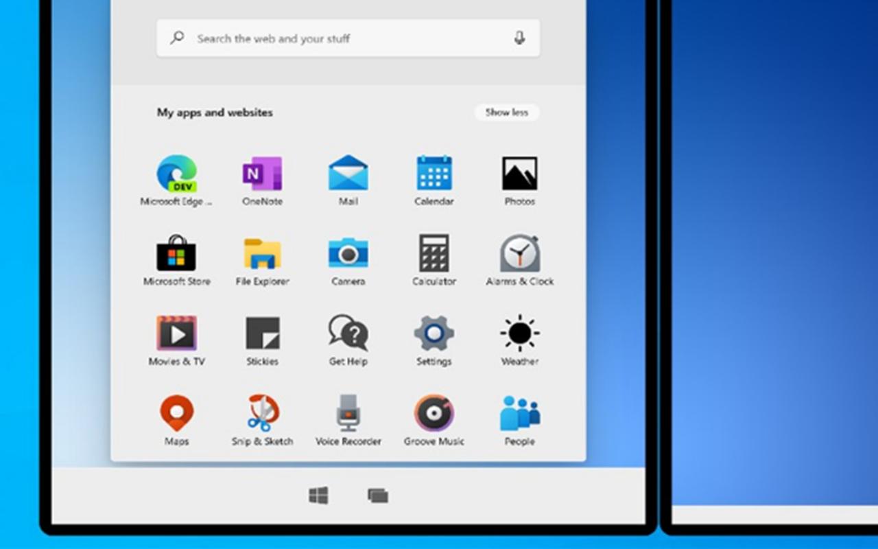 消息称微软终止 Windows 10X 开发
