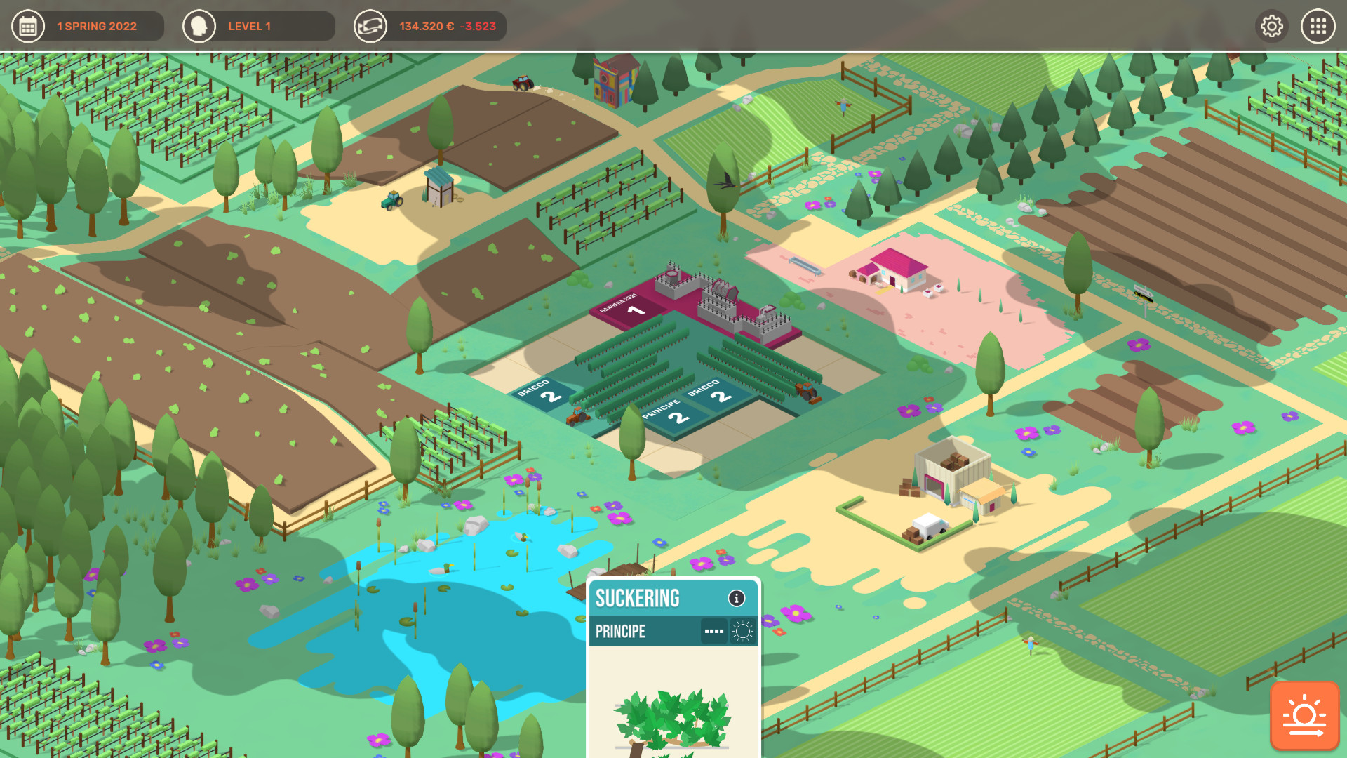 模拟新游《酿造物语》5月13日发售 支持中文