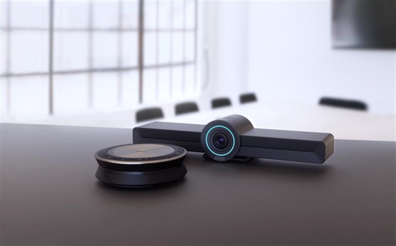 EPOS(音珀)发布首个视频会议协作一体机EXPAND Vision 3T