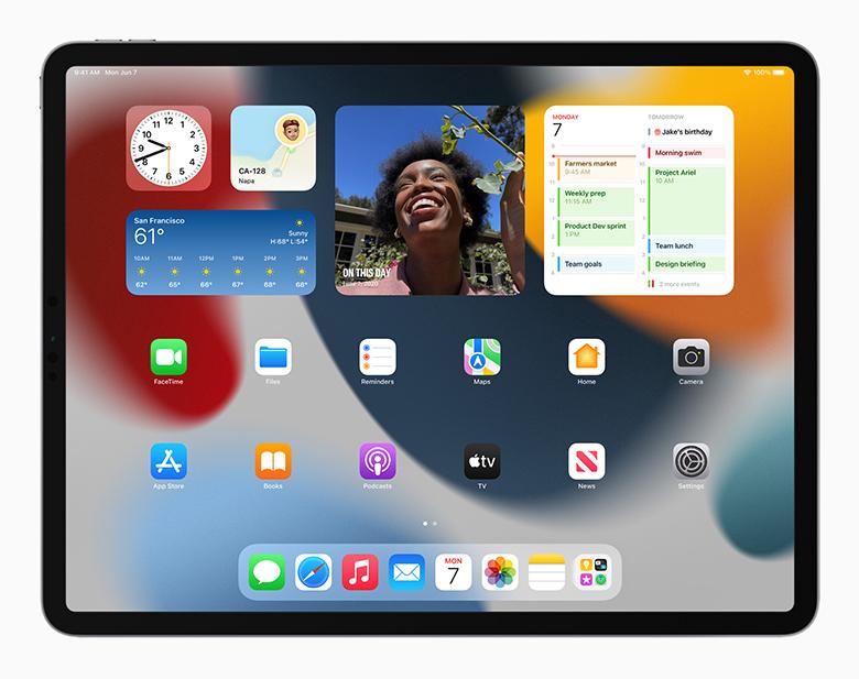 WWDC21:iPadOS 15支持多任务协同 增加Quick Note便捷功能