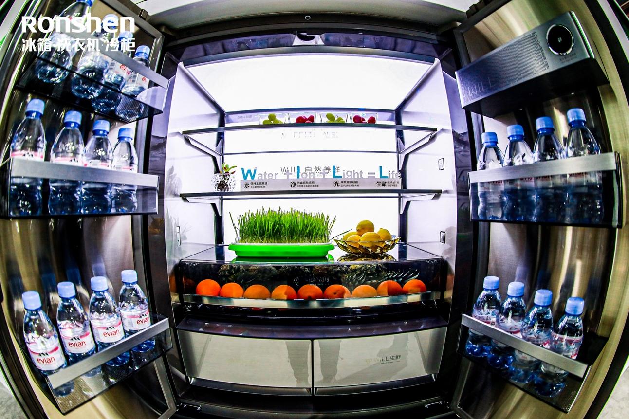 容声冰箱亮相欧洲杯代言中国品牌