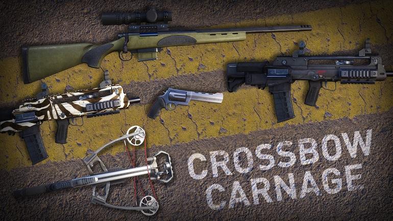 《狙击手:幽灵战士契约2》追加新武器和皮肤