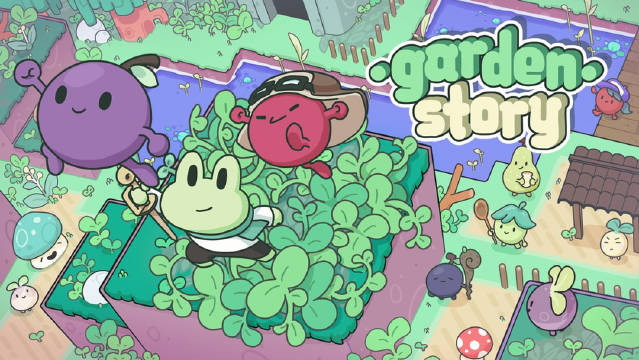 《Garden Story》将于今年夏天上架NS等平台