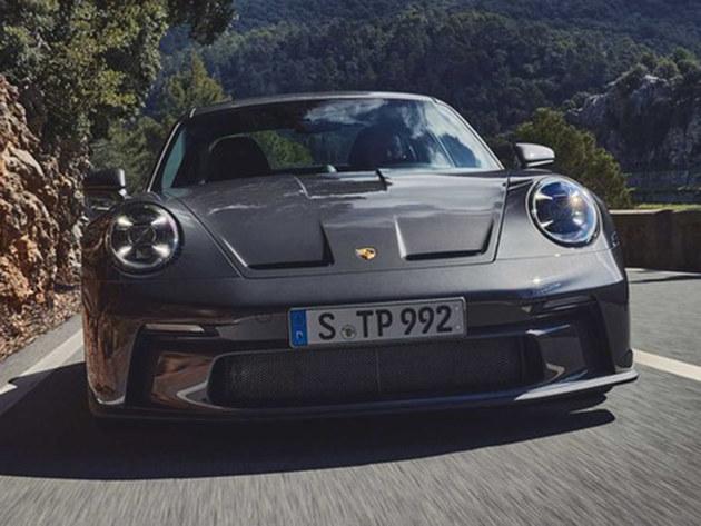 低调版GT3,保时捷911 GT3 Touring正式发布