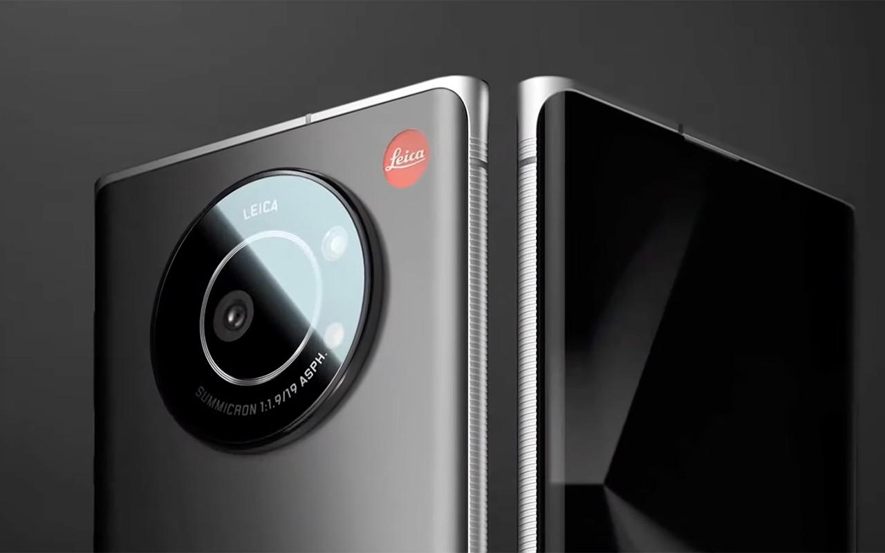 徕卡首款智能手机 Leitz Phone 1 正式发布