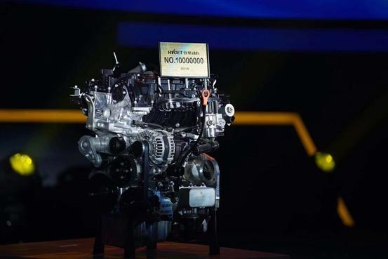未来三年推出23款发动机 长城澳门老葡京蜂巢动力第1000万台发动机下线