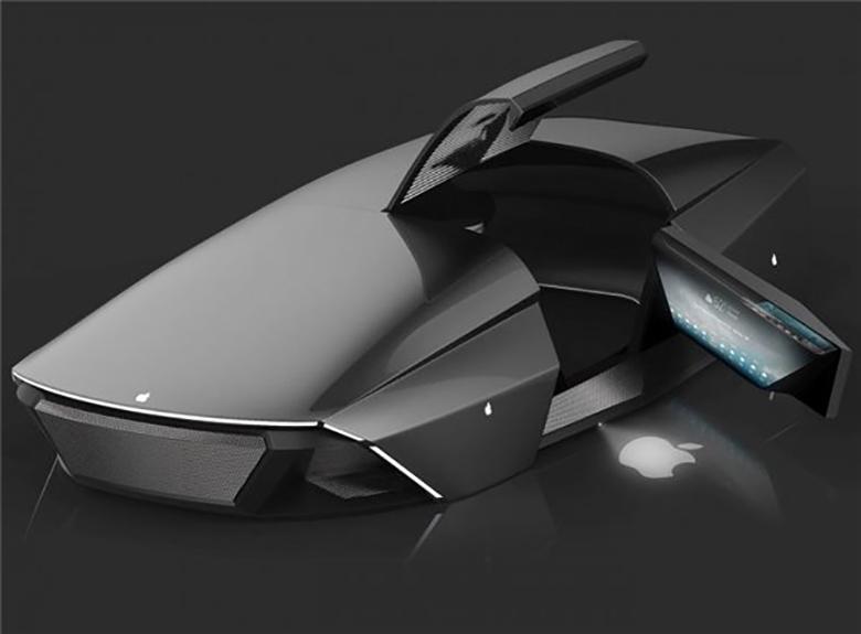 """苹果CEO库克出席Viva Tech  关于Apple Car将""""保守秘密"""""""