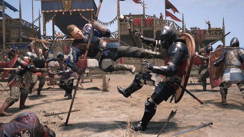 《骑士精神2》媒体评分解禁 IGN9分好评