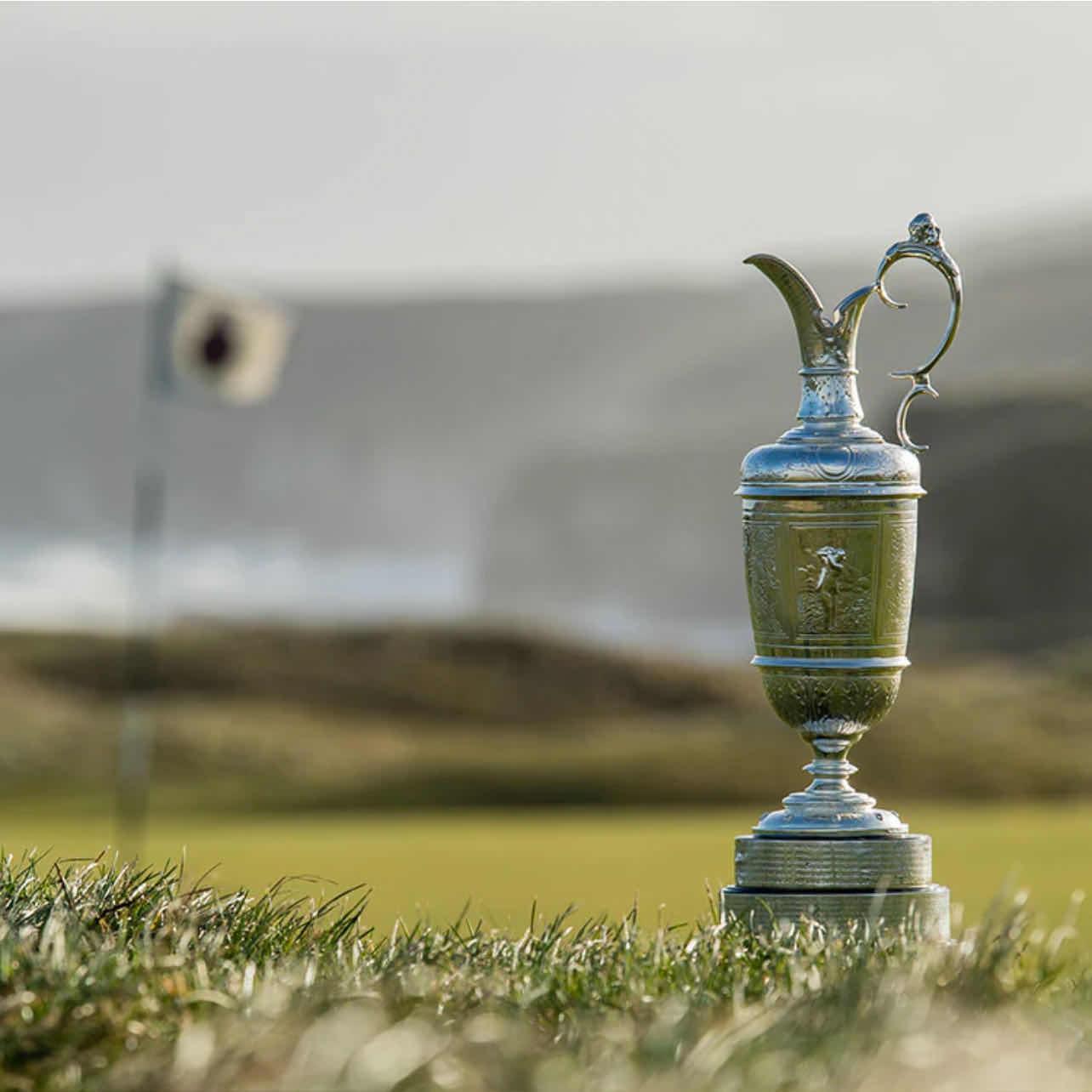 英国高尔夫球公开赛即将举行