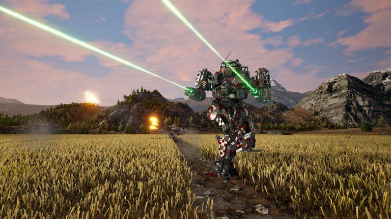 《机甲战士5:雇佣兵》DLC预计于2020年4月发售