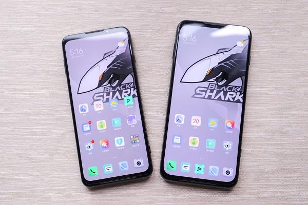 腾讯黑鲨3Pro中国选手定制版图赏