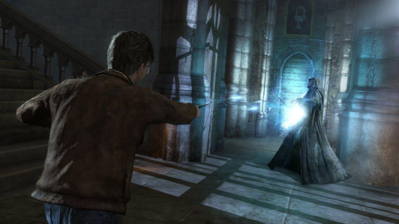 传闻:《哈利波特》主题RPG《霍格沃兹:黑暗遗产》泄露