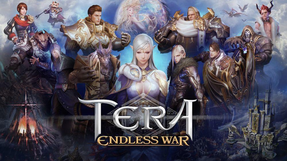 《TERA》改编SLG新作《Tera:Endless War》开放测试