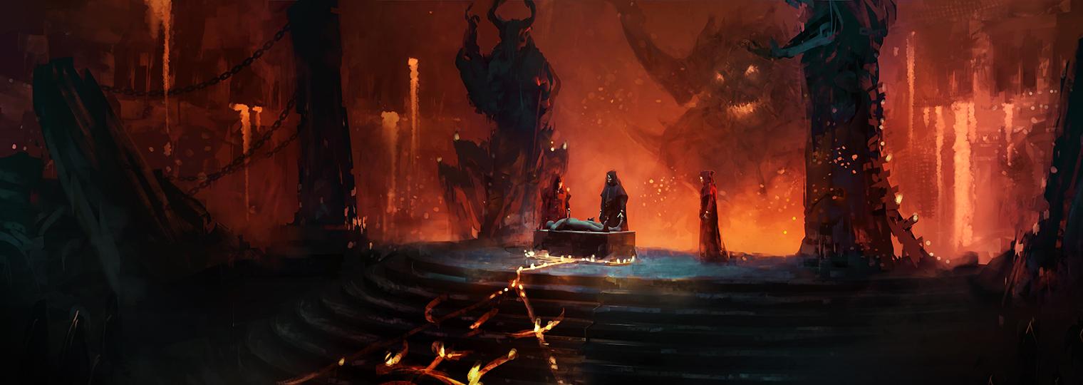 《暗黑破坏神4》发布季度更新 展示新区域、开放世界等_1