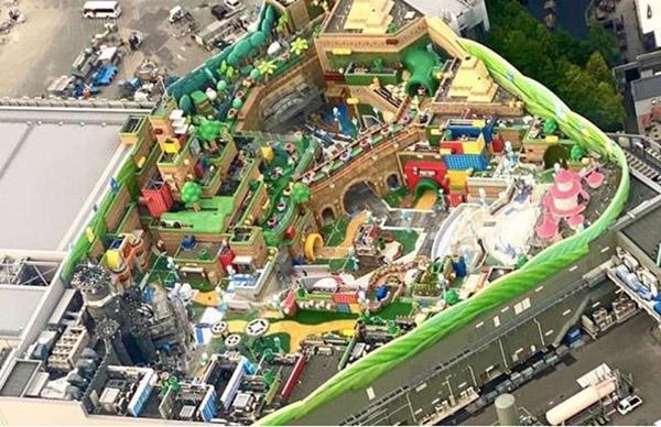 日本环球影城超级任天堂园推迟到20年秋季开放