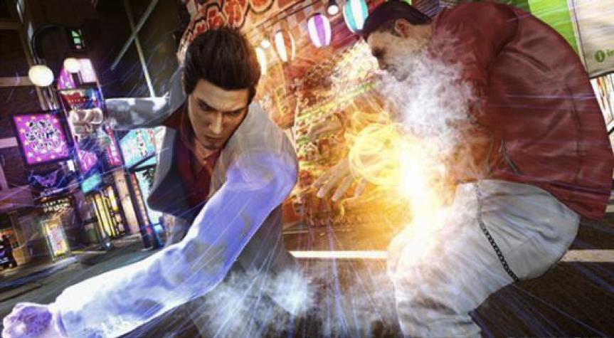 《如龙:极2》官宣加入XGP 7月30日登陆Xbox One
