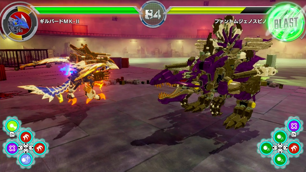 《索斯机兽:无限爆炸》全新视觉截图公开