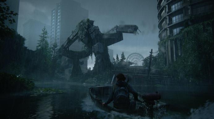 《最后的生还者2》荣登美国6月游戏销量榜榜首