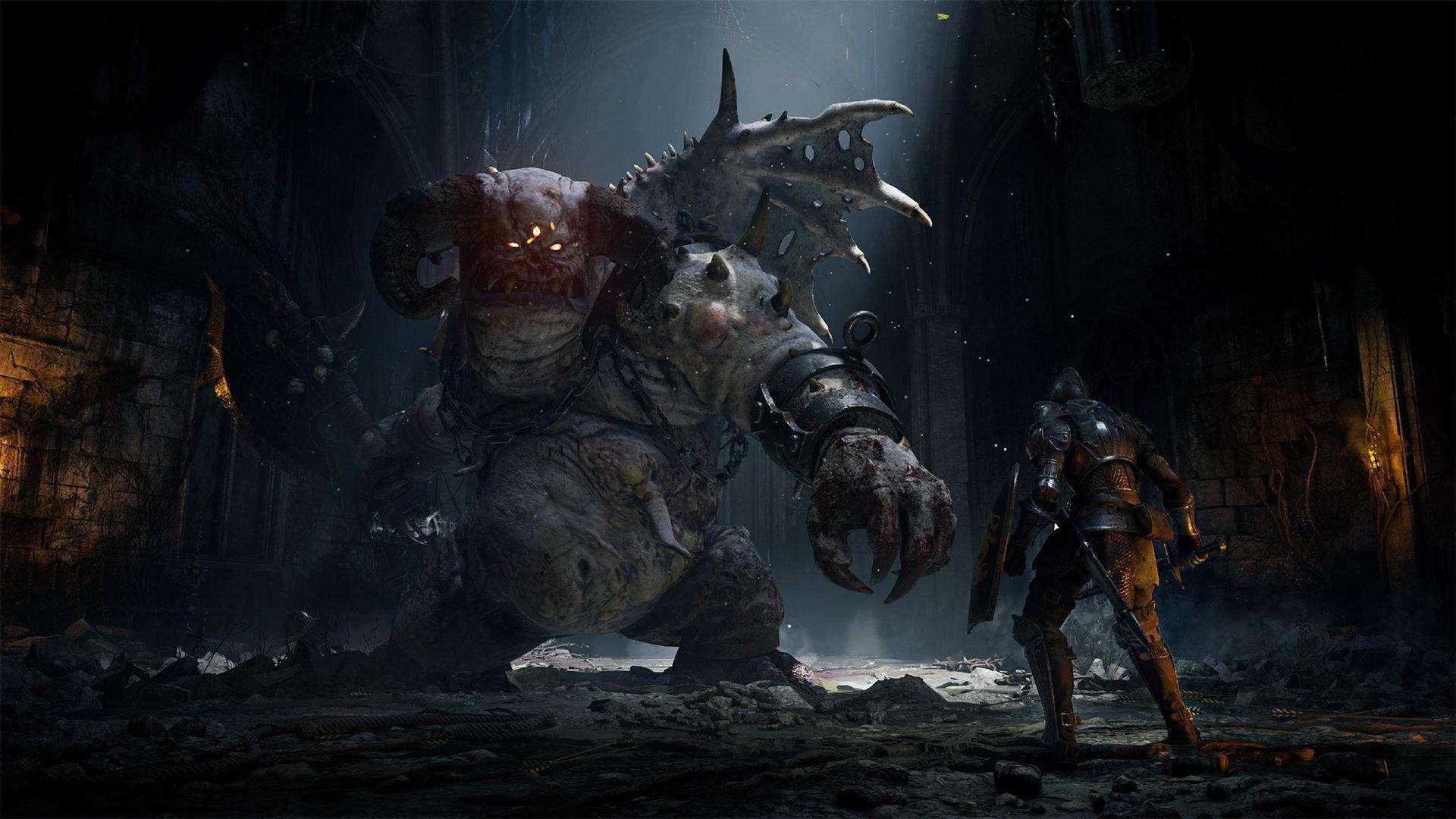 PS5护航大作《恶魔之魂 重制版》发售日确定