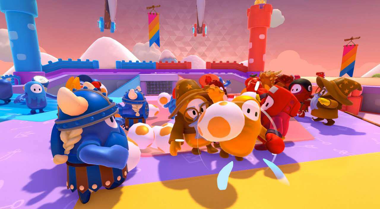 《糖豆人:终极淘汰赛》第二赛季开始,新赛事公开