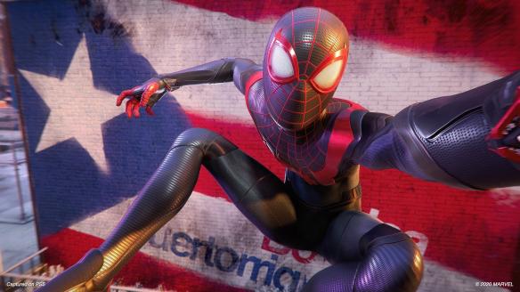 索尼公布《蜘蛛侠:迈尔斯》港区发售版本及售价