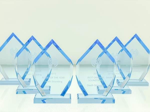 《死亡搁浅》荣获游戏辅助音响行业协会共6项奖项