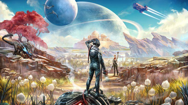 Epic独占期结束 《天外世界》10月23日登陆Steam