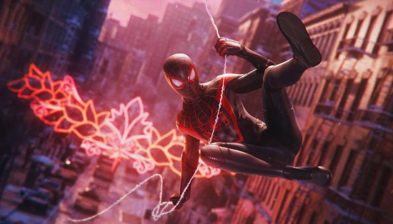 《漫威蜘蛛侠:迈尔斯·莫拉莱斯》进厂压盘