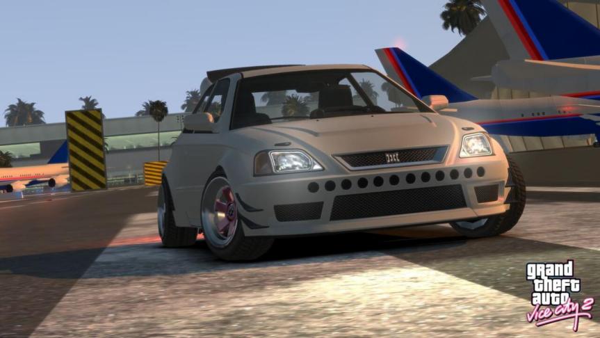 玩家自制版《侠盗猎车:罪恶都市》游戏辅助截图公开