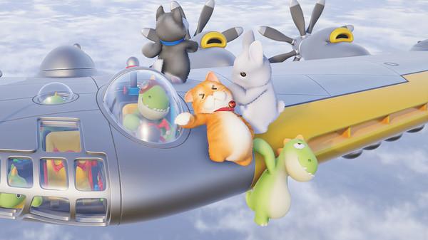 《动物派对》试玩版在线玩家数量击败糖豆人