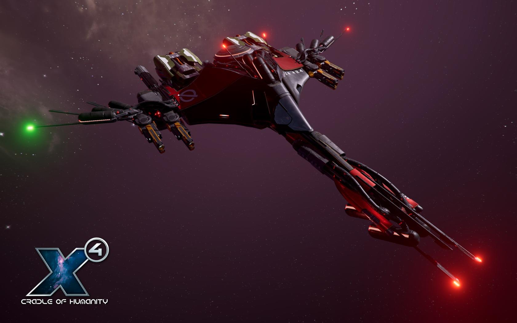 太空模拟类游戏辅助《X4:基石》新DLC延期至2021年
