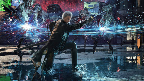 《鬼泣5:特别版》实体版将于12月1日正式发售